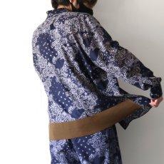 画像9: yoshio kubo GROUNDFLOOR / ペイズリーシャツ (9)