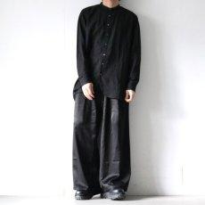 画像6: suzuki takayuki / バンドカラーシャツ (6)