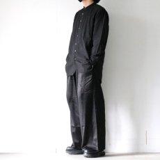 画像3: suzuki takayuki / バンドカラーシャツ (3)
