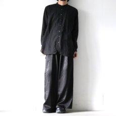 画像2: suzuki takayuki / バンドカラーシャツ (2)