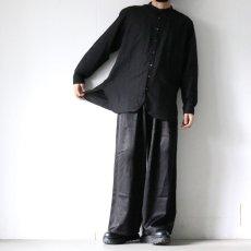 画像7: suzuki takayuki / バンドカラーシャツ (7)