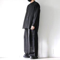 画像8: suzuki takayuki / バンドカラーシャツ (8)
