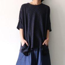 画像12: STOF / ジャカードTシャツ (12)