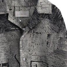 画像12: Licht Bestreben / ジャカードポンチョシャツ (12)