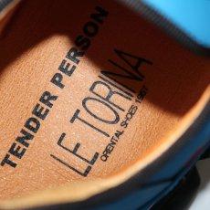 画像9: TENDER PERSON / フレームパターンスニーカー (9)