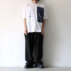 画像2: yoshio kubo GROUNDFLOOR / エンブロイダリーパッチT (2)