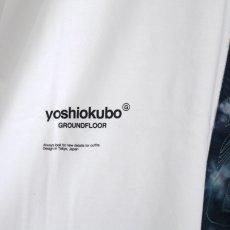 画像11: yoshio kubo GROUNDFLOOR / エンブロイダリーパッチT (11)