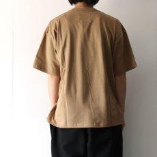 画像8: yoshio kubo GROUNDFLOOR / エンブロイダリーパッチT (8)
