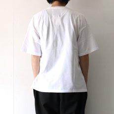 画像7: yoshio kubo GROUNDFLOOR / エンブロイダリーパッチT (7)