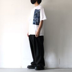 画像3: yoshio kubo GROUNDFLOOR / エンブロイダリーパッチT (3)