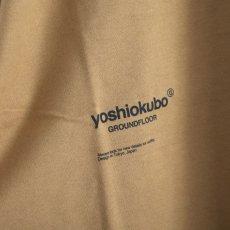 画像13: yoshio kubo GROUNDFLOOR / エンブロイダリーパッチT (13)