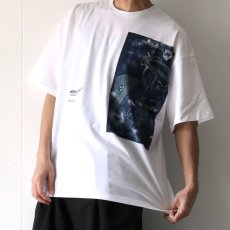 画像9: yoshio kubo GROUNDFLOOR / エンブロイダリーパッチT (9)