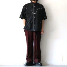画像2: TAUPE / ウエスタンシャツ (2)