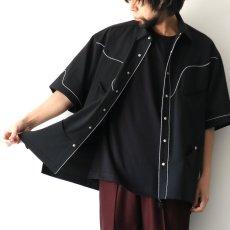 画像10: TAUPE / ウエスタンシャツ (10)
