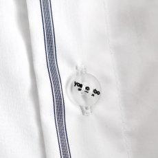 画像13: yoshio kubo GROUNDFLOOR / S/Sストライプシャツ (13)