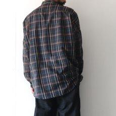 画像8: SISE / バルーンチェックシャツ (8)