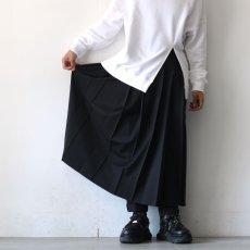 画像4: SISE / レイヤードスカート (4)