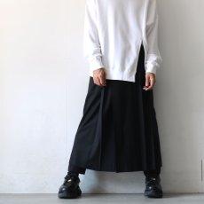 画像3: SISE / レイヤードスカート (3)