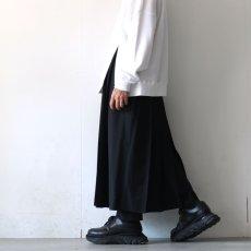 画像7: SISE / レイヤードスカート (7)