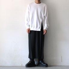 画像2: SISE / レイヤードスカート (2)