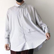 画像5: Licht Bestreben / サイドジップストライプシャツ (5)