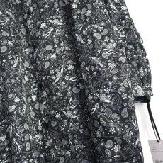 画像13: SISE / ロングペイズリーシャツ (13)