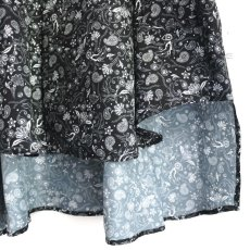 画像14: SISE / ロングペイズリーシャツ (14)