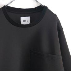画像14: SISE / ビッグポケットTシャツ (14)