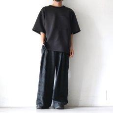 画像2: SISE / ビッグポケットTシャツ (2)