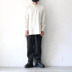 画像2: suzuki takayuki / ショールカラーシャツ (2)