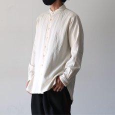 画像7: suzuki takayuki / ショールカラーシャツ (7)