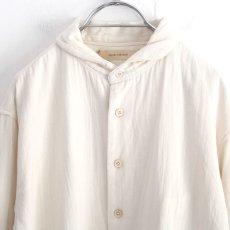 画像13: suzuki takayuki / ショールカラーシャツ (13)