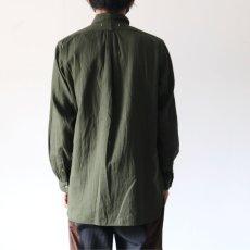 画像9: suzuki takayuki / ショールカラーシャツ (9)