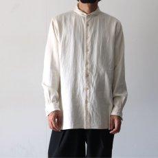 画像6: suzuki takayuki / ショールカラーシャツ (6)