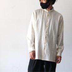 画像12: suzuki takayuki / ショールカラーシャツ (12)