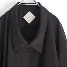 画像15: ETHOSENS / ドロップネックシャツ (15)