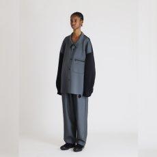 画像3: ETHOSENS / ウェットスーツシャツ (3)