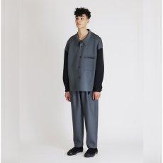 画像2: ETHOSENS / ウェットスーツシャツ (2)