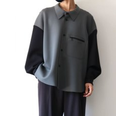 画像6: ETHOSENS / ウェットスーツシャツ (6)