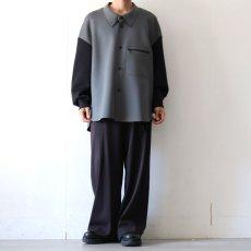 画像4: ETHOSENS / ウェットスーツシャツ (4)