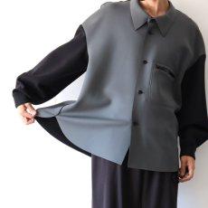 画像11: ETHOSENS / ウェットスーツシャツ (11)