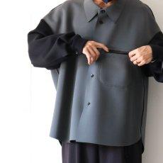 画像12: ETHOSENS / ウェットスーツシャツ (12)