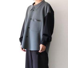 画像7: ETHOSENS / ウェットスーツシャツ (7)