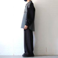 画像5: ETHOSENS / ウェットスーツシャツ (5)