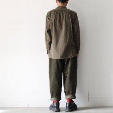 画像5: suzuki takayuki / ダブルクロスシャツ (5)