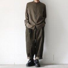 画像6: suzuki takayuki / ダブルクロスシャツ (6)