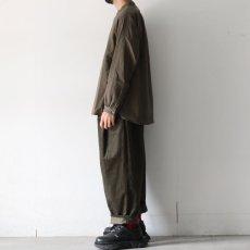 画像4: suzuki takayuki / ダブルクロスシャツ (4)