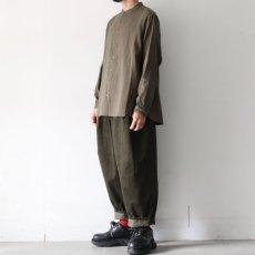 画像3: suzuki takayuki / ダブルクロスシャツ (3)