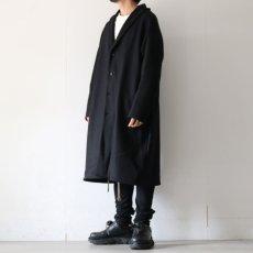 画像8: suzuki takayuki / テイラードカラーコート (8)