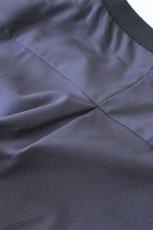 画像16: ETHOSENS / フロントベント半袖プルオーバー (16)